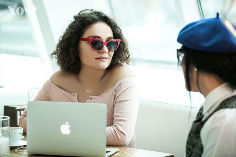 Блогер и стилист Маргарита Мурадова