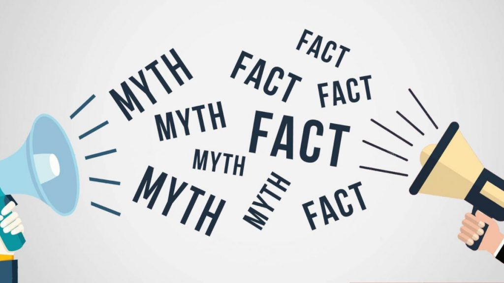 Myths about verification