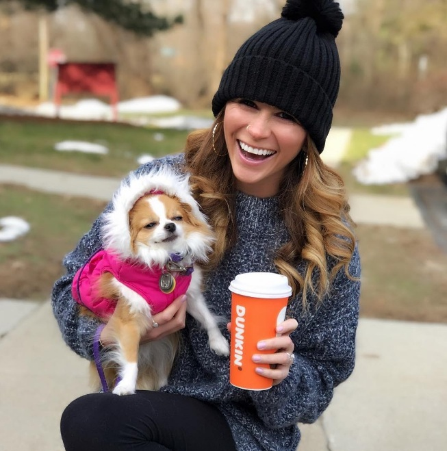 Dunkin' Donuts Instagram micro-influencer campaign