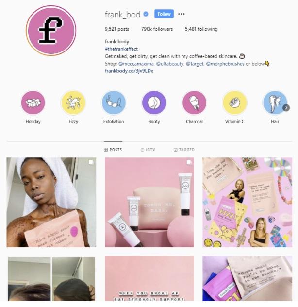 instagram accaunt