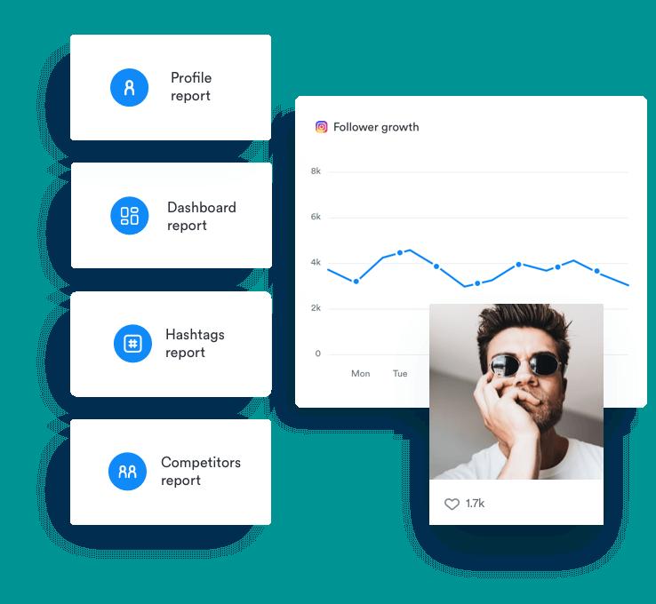 iconosquare interface