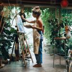art influencers on instagram