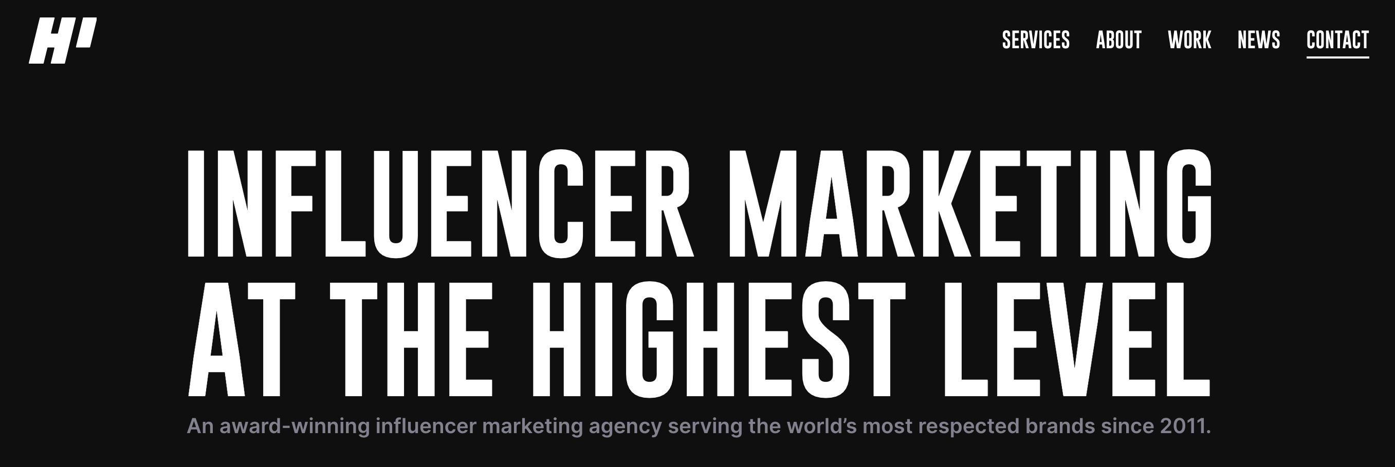 HireInfluence-marketing-agency