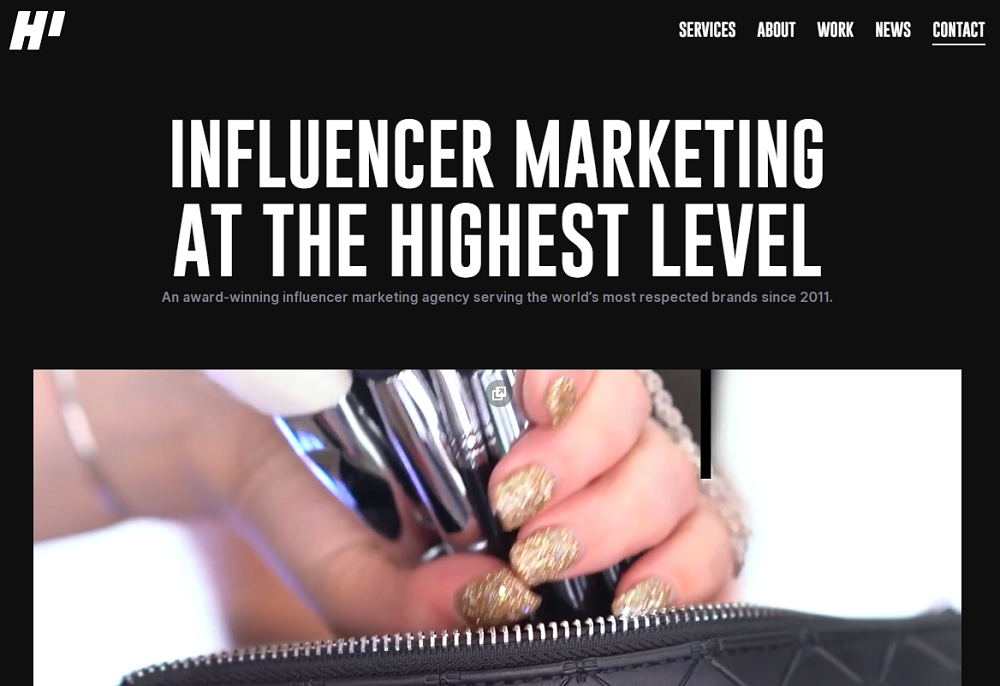 Hire Influence
