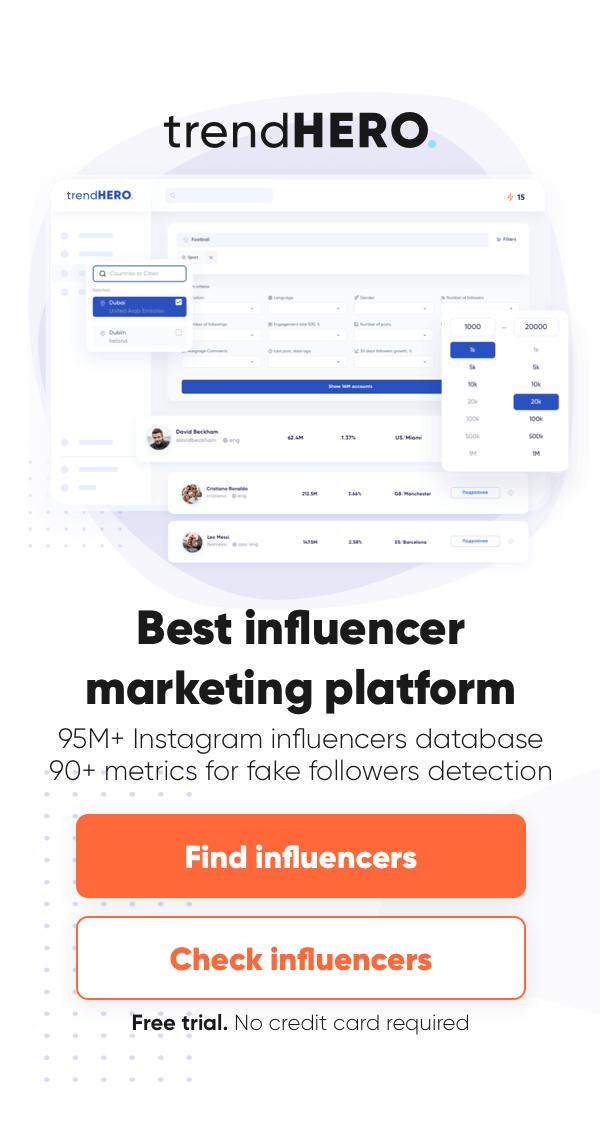 check influencer